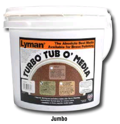 Lyman 7631338 Turbo Media Jumbo