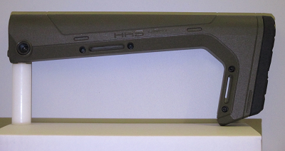 HRS Light Buttstock - OD green