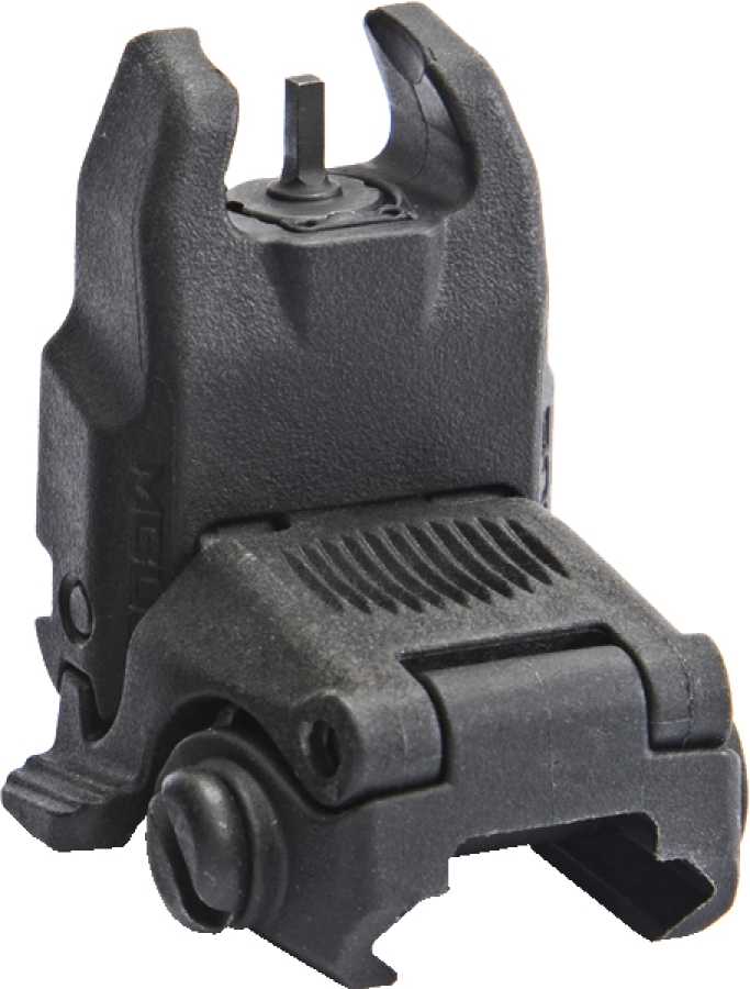MAGPUL MBUS GEN2 BACK-UP SIGHT FRONT BLK
